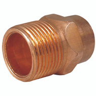 Elkhart 30330 3/4 Inch Copper Male Adapter