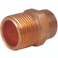 Elkhart 30342 1 Copper By Male Adapter