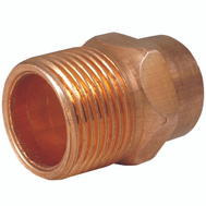 Elkhart 30354 1-1/4 Copper By Male Adapter