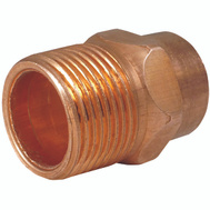 Elkhart 30368 1-1/2 Copper By Male Adapter