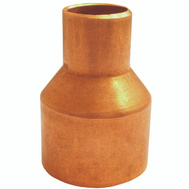 Elkhart 30738 1 By 1/2 Wrought Copper Coupling