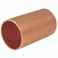 Elkhart 30896 1/4 By 1/4 Copper Coupling