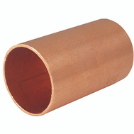 Elkhart 30914 1-1/2 Copper Coupling With Stop