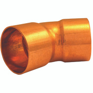 Elkhart 31090 3/8 Cxc Wrought Copper 45 Elbow