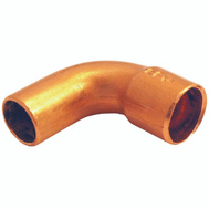 Elkhart 31420 1-1/2 Street Copper 90 Elbow