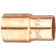Elkhart 32048 1/2 By 3/8 Copper Fitting Reducer