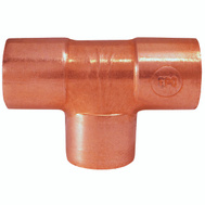Elkhart 32700 1/2 By 1/2 By 1/2 Copper Tee
