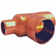Elkhart 32790 3/4 By 1/2 By 3/4 Copper Tee