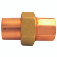 Elkhart 33584 1 Inch Copper Union