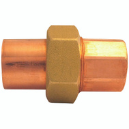 Elkhart 33586 1-1/2 Inch Copper Fitting Union
