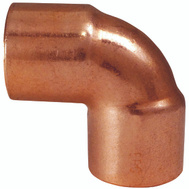 Elkhart 82503 1/2 Inch Contractor Pack 90 Degree Elbow Pack Of 10