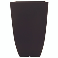 True Temper HDR-029892 Southern Patio Planter 12X21in Newland Coffee