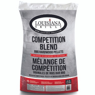 Dansons 55406 Louisiana BBQ Grill Pellets Hickory 40 Lb Bag
