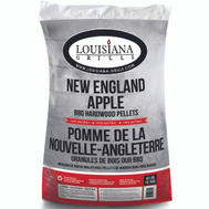 Dansons 55403 Louisiana BBQ Grill Pellets Apple 40 Lb Bag