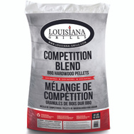 Dansons 55405 Louisiana BBQ Grill Pellets Blended 40 Lb Bag