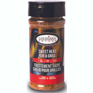 Dansons 50510 Louisiana Rub Sweet Heat Run N Grll 5 Oz