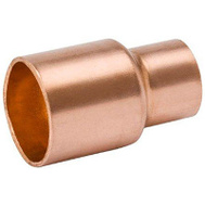 B&K Mueller W 61023 1/2 By 3/8 Copper Coupling