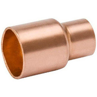 B&K Mueller C600-2 11/4X1 1-1/4 By 1 Fitting Copper Reducer