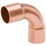 B&K Mueller W 62722 1/2 Copper 90 Degree Elbow