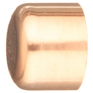 B&K Mueller W 67012 1-1/4 Inch Copper Tube Cap