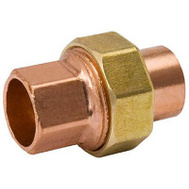 B&K Mueller W 68003 1/2 Inch Copper Union