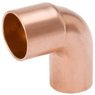 B&K Mueller W 01622P10 1/2 Inch 90 Degree Elbow