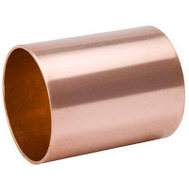B&K Mueller W 67063 1-1/2 Copper Dwv Coupling