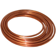 B&K Mueller REF-1/2 Copper Refrigeration Tubing 1/2 Inch Outside Diameter 50 Foot
