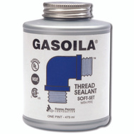 Federal Process SS04 Gasoila Thread Sealant With PTFE Soft 4 Ounce