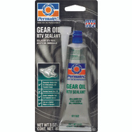 Permatex 81182 Sealant Gear Oil Rtv 3 Ounce