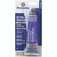 ITW 82135 Permatex Gasket Synthetic Rtv Blk 3.5 Ounce