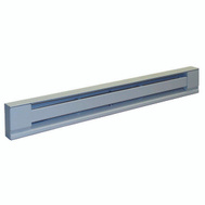 TPI H2905-028SW Heater Baseboard Ss 2-1/3Ft Wh