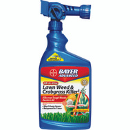 SBM Life Science 704080A Weed/Crabgrass Killer 32 Ounce Rts