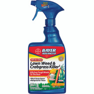 SBM Life Science 704125A Weed/Crabgrass Killer 24 Ounce Rtu