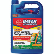 SBM Life Science 704130A Weed/Crabgrass Killer Gal Rtu