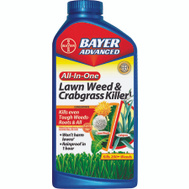 SBM Life Science 704140A Weed/Crabgrass Killer 32 Ounce Conc