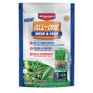 SBM Life Science 704416S Weed/Feed All-N-1 5M