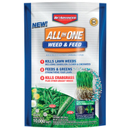SBM Life Science 704418S Weed/Feed All-N-1 10M