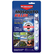 SBM Life Science 705000 Tab Killer Mosquito Fz 6X1.35G 6 Pack