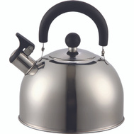 Dura Kleen 309-SS Euro-Home Kettle Tea Whistling Ss 2.5Qt