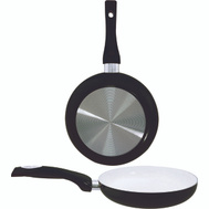 Dura Kleen 8120-BK Fry Pan 8In Ceramic Coated Blk