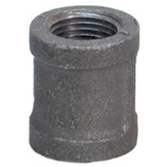 Anvil 8700133104 1/2 Inch Black Pipe Coupling