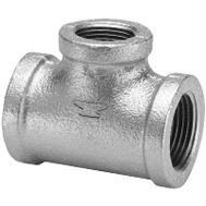 Anvil 8700122503 3/4 By 1/2 Inch Galvanized Reducing Tee