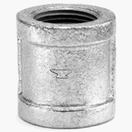 Anvil 8700133757 1-1/2 Right Hand Malleable Coupling