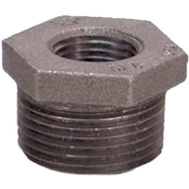 Anvil 8700128906 3/8 By 1/4 Inch Black Pipe Bushing