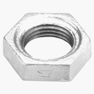 Anvil 8700162509 1/2 Inch Galvanized Lock Nut