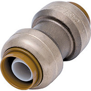 Cash Acme U008LFA4 Sharkbite Coupling Sharkbite 1/2In 4Pk 4 Pack