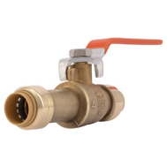 Cash Acme 24735LF Ball Valve Slip 1/2In