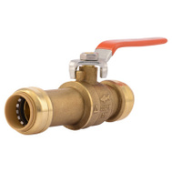 Cash Acme 24736LF Ball Valve Slip 3/4In