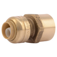 Cash Acme U070LFA Adapter 3/8X1/2In Fnpt